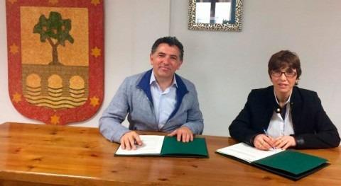 Gobierno riojano apoyará construcción nuevo depósito agua Castañares Rioja