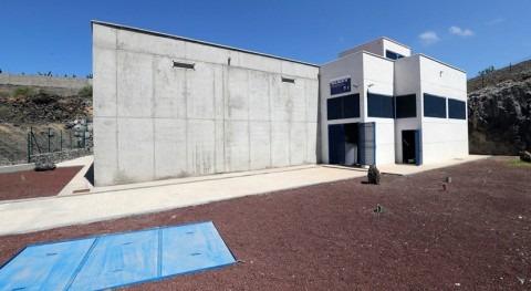 Tenerife invierte 1,8 millones euros depósito regulador agua desalada Alcalá