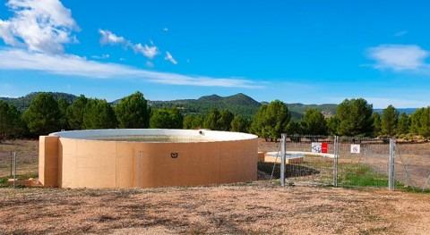 Valencia otorga 3,1 millones construcción y mantenimiento depósitos agua incendios