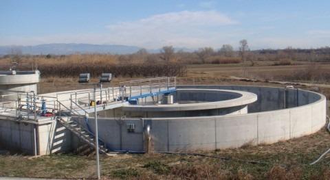 Acuamed construye depuradora Térmens-Menàrguens y ACA inicia explotación
