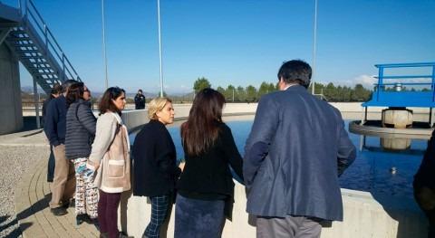 Murcia invierte más 4,5 millones ampliación y mejora EDAR Bullas