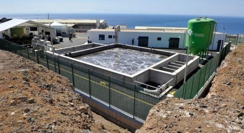 ejecución sistema saneamiento Oeste Tenerife, adjudicada 8,3 millones