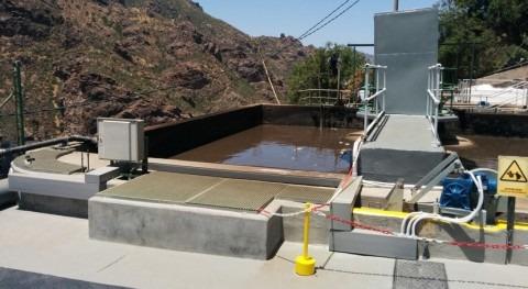 Gran Canaria mejorará tasa depuración y control calidad agua Tejeda