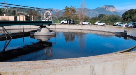 Baleares inicia proyecto reutilizar lodos depuradoras como fuente energía