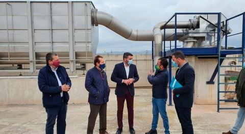 Murcia gestionará EDAR Polígono Industrial Cabecicos Blancos Librilla