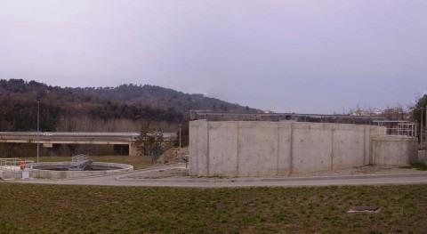 ACA mejora saneamiento Puig-reig construcción depuradora