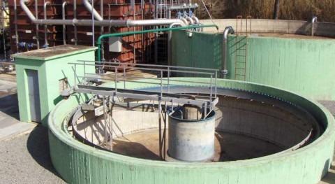 Agencia Catalana Agua impulsa mejora depuradora Riells i Viabrea