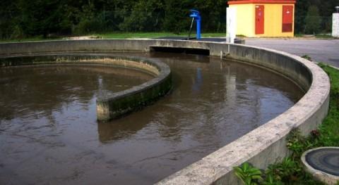 Gobierno gallego entrega Santa Comba instalaciones depuradora situada Guisande