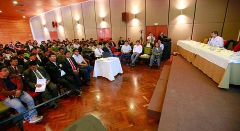 Perú se compromete construir 10 PTAR evitar contaminación Lago Titicaca