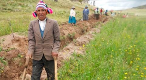 Cooperación Española contribuye que Bolivia amplíe ejercicio derecho humano al agua