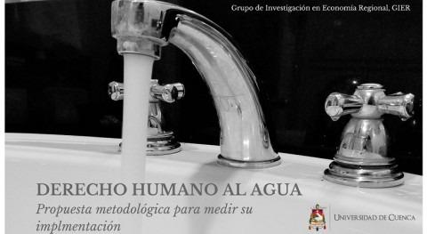 Metodología medir Derecho Humano al Agua