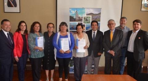 DGA entrega títulos que acreditan derecho agua vecinos Huasco