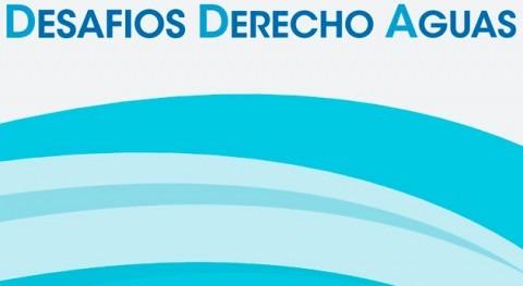 Novedad editorial: Desafíos derecho aguas