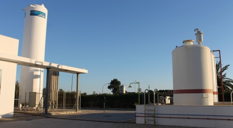 Gobierno balear ampliará depósito desaladora Santa Eulària des Riu