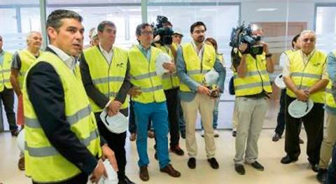 Gobierno Canarias finaliza obras desaladora Fonsalía, sur Tenerife