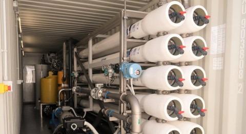 ELMASA Tecnología Agua amplia actividad otras zonas geográficas