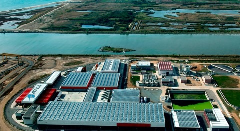 15 años desalinización y regeneración agua Cataluña: realidad que ha aportado 720 hm3
