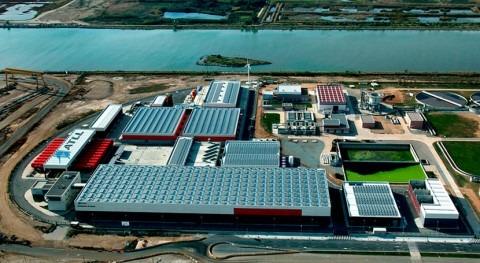 Adjudicada optimización funcionamiento desalinizadora Llobregat