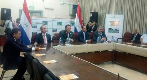"""""""Es hora proyectar desarrollo mirando río Paraguay"""""""