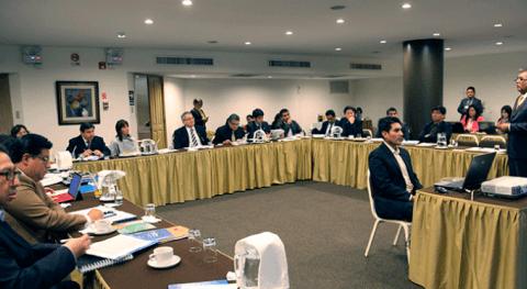 Autoridad Nacional Agua dinamizará servicios y trámites impulsar proyectos desarrollo