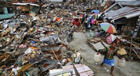inundaciones provocadas tifón Rembin dejan 230 muertos Filipinas