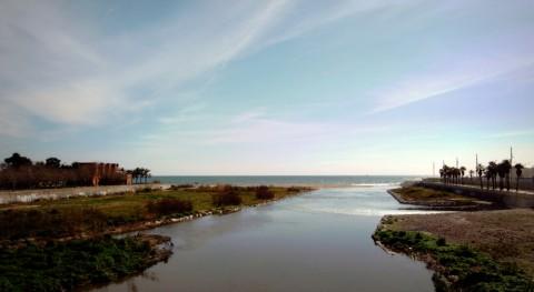 informe analiza efectos temporales y COVID-19 ríos Barcelona
