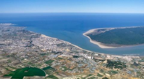 juego dragado Guadalquivir, y él, Doñana