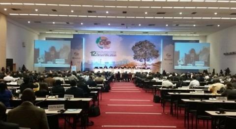 Delegados 195 países acercan posturas lucha desertificación y sequía