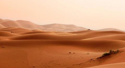 Symphony llega al desierto: mar, fuente agua nación expansión demográfica