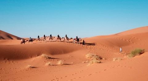 fin Sáhara verde podría estar vinculado desconocida megasequía Asia