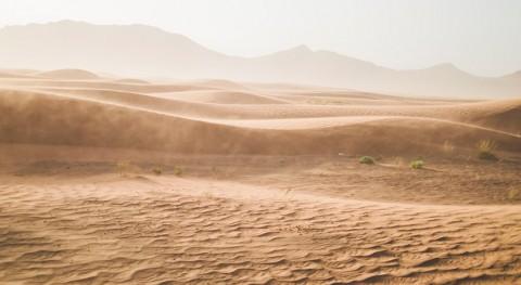 clima Sáhara oscila seco y húmedo cada 20.000 años