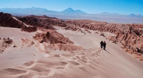 vida microbiana desierto Atacama se ha extinguido 85 % lluvias repentinas