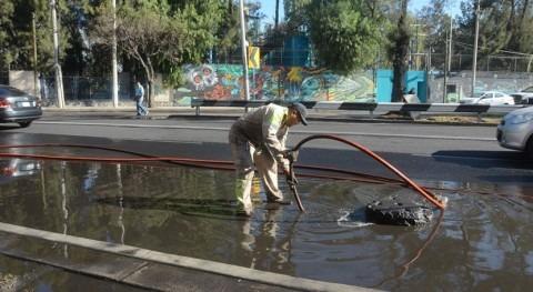 ¿ qué desperdiciar agua México?