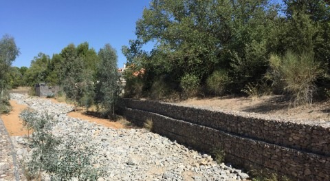 Confederación Hidrográfica Tajo rehabilita cauce arroyo Salchicha, Toledo