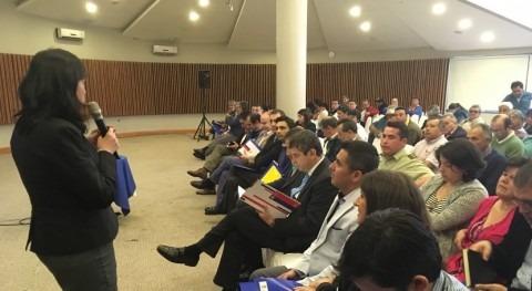 población Región chilena Araucanía conoce estado acuíferos