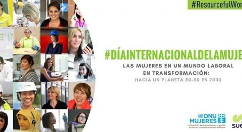 SUEZ Spain se suma celebración Día Internacional Mujer