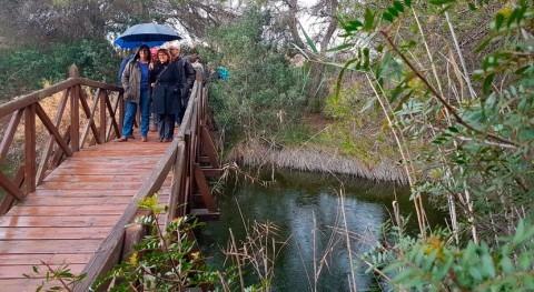 colaboración administraciones, clave conservación humedales españoles