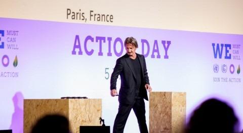 Así se vivió Día Acción Climática COP21