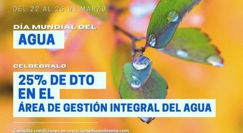 Celebra ISM Día Mundial Agua