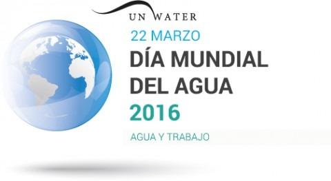 Día Mundial Agua: Agua y Empleo. Algunos datos Demarcación Ebro