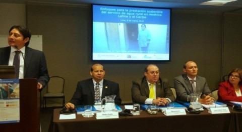 Día Agua Rural América Latina y Caribe se celebra LATINOSAN