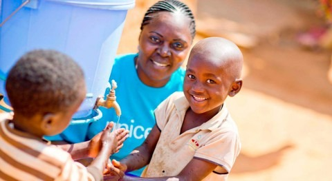 1.400 niños mueren cada día enfermedades diarreicas falta saneamiento