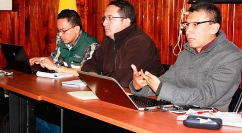 Gobierno Ecuador, presente Dialógo Agropecuario Azuay
