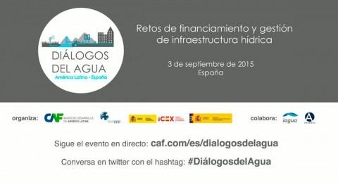 Sigue directo Diálogos Agua América Latina-España