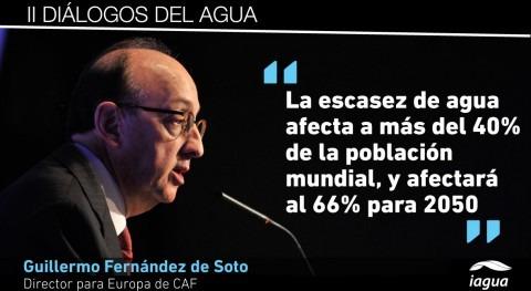 """Guillermo Fernández Soto: """" gestión eficiente agua requiere enfoque integral"""""""