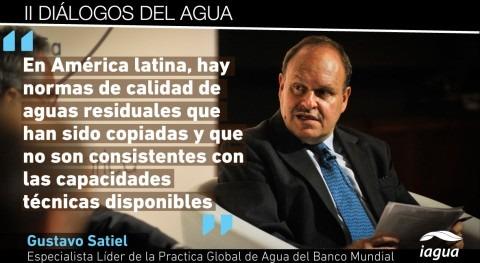 """Gustavo Saltiel: """"América Latina está tomando conciencia impactos cambio climático"""""""