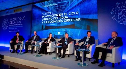 Global Omnium explica innovación tecnológica agua CAF y expertos internacionales