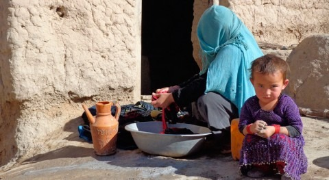 9.500 niños mueren anualmente diarrea Afganistán
