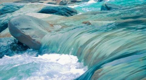 agua que corre