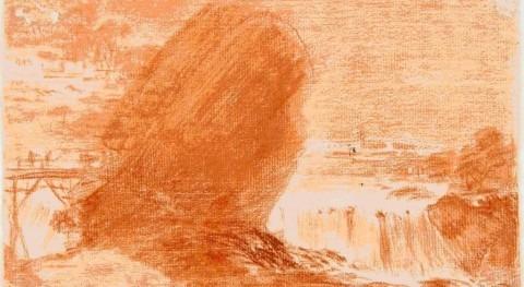250 Años rotura antigua presa Mezalocha, hecho que inspiró Goya